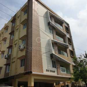 Rent 3 BHK Semi-Furnished Apartment / Flat in Saibaba ...