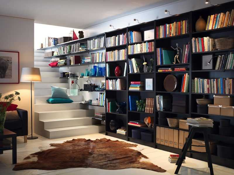 Few Simple resolutions to create storage space at your home